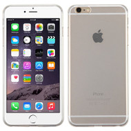 Rubberized Crystal Case for iPhone 6 Plus / 6S Plus - Clear