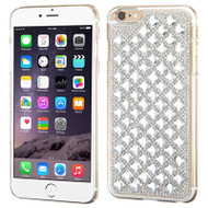 Desire Bling Bling Crystal Cover for iPhone 6 Plus / 6S Plus - Diamond Silver