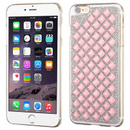 Desire Bling Bling Crystal Cover for iPhone 6 Plus / 6S Plus - Diamond Pink
