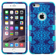 Military Grade Certified TUFF Image Hybrid Case for iPhone 6 Plus / 6S Plus - Damask