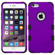 Military Grade TUFF Hybrid Case for iPhone 6 Plus / 6S Plus - Purple