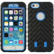 *SALE* Terrain Heavy Duty Hybrid Case for iPhone 6 / 6S - Black Blue