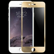 Pro-Glas Premium Tempered Glass Screen Protector for iPhone 6 Plus - Gold