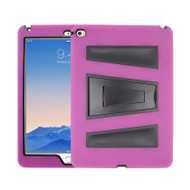 *SALE* Pro-Tek Traction Hybrid Kickstand Case for iPad Air 2 - Hot Pink