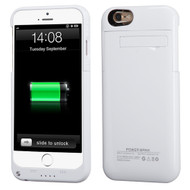 *SALE* Quantum Energy Battery Charger Case 3200mAh for iPhone 6 / 6S - White