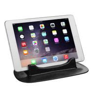 Non-Slip Silicone Desktop Stand - Black
