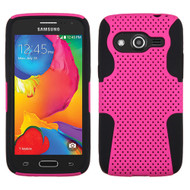 Astronoot Multi-Layer Hybrid Case for Samsung Galaxy Avant - Hot Pink