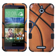 Military Grade TUFF Image Hybrid Case for HTC Desire 512 / 510 - Basketball
