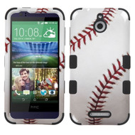 Military Grade Certified TUFF Image Hybrid Case for HTC Desire 512 / 510 - Baseball