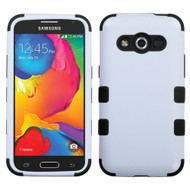 *Sale* Military Grade TUFF Hybrid Case for Samsung Galaxy Avant - White