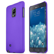 Ultra Slim Protective Shell Case for Samsung Galaxy Note Edge - Purple
