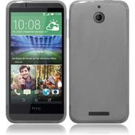 *Sale* Rubberized Crystal Case for HTC Desire 512 / 510 - Smoke