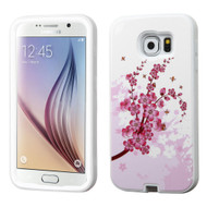 Verge Image Hybrid Case for Samsung Galaxy S6 - Spring Flowers