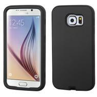 Verge Hybrid Case for Samsung Galaxy S6 - Black