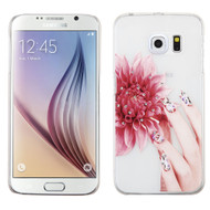 Snap-On Diamond Image Case for Samsung Galaxy S6 - Fiddling