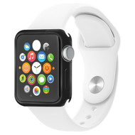 Protective Bumper Case for Apple Watch 42mm - Black