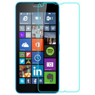 Premium Round Edge Tempered Glass Screen Protector for Microsoft Lumia 640