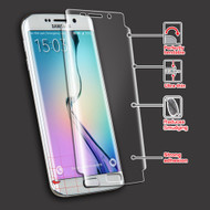 Anti-Glare Clear Screen Protector for Samsung Galaxy S6 Edge