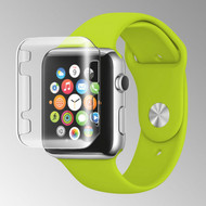 Transparent Crystal Case for Apple Watch 38mm - Clear