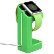 Desktop Charging Dock Stand for Apple Watch - Green