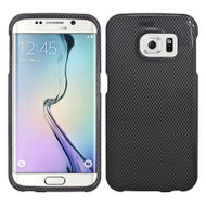 *Sale* Snap-On Protective Image Case for Samsung Galaxy S6 Edge - Carbon Fiber