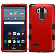 Military Grade Certified TUFF Hybrid Case for LG G Stylo / Vista 2 - Red