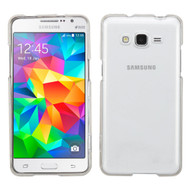 Snap-On Protective Crystal Case for Samsung Galaxy Grand Prime - Clear