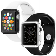 Protective Bumper Case for Apple Watch 42mm - Twin Pack
