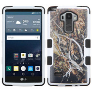 Military Grade Certified TUFF Image Hybrid Case for LG G Stylo - Tree