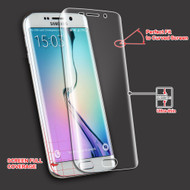 Curved Coverage Crystal Clear Screen Protector for Samsung Galaxy S6 Edge