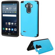 Hybrid Kickstand Case for LG G Stylo - Blue