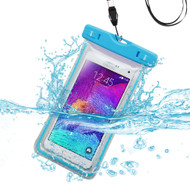 Stay Dry Glow-In-The Dark Waterproof Case - Blue