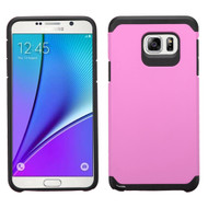 Hybrid Multi-Layer Armor Case for Samsung Galaxy Note 5 - Pink