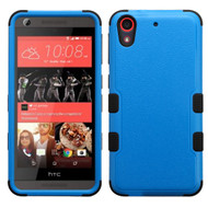 Military Grade Certified TUFF Hybrid Case for HTC Desire 650 / 626 / 555 / 550 / 530 - Blue
