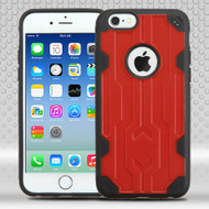Challenger Hybrid Case for iPhone 6 / 6S - Red