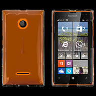 *Sale* Snap-On Protective Crystal Case for Microsoft Lumia 435 - Clear