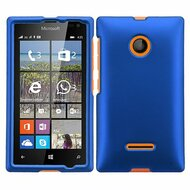 *Sale* Snap-On Protective Case for Microsoft Lumia 435 - Blue
