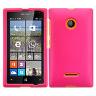 *Sale* Snap-On Protective Case for Microsoft Lumia 435 - Hot Pink