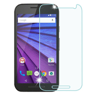 *SALE* Premium Round Edge Tempered Glass Screen Protector for Motorola Moto G 3rd Generation