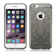 ECHO Premium Transparent Cushion Case for iPhone 6 Plus / 6S Plus - Smoke