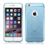 ECHO Premium Transparent Cushion Case for iPhone 6 Plus / 6S Plus - Blue