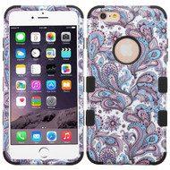 *SALE* Military Grade TUFF Image Hybrid Case for iPhone 6 Plus / 6S Plus - Persian Paisley