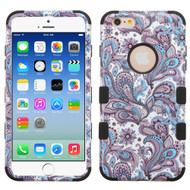 Military Grade TUFF Image Hybrid Case for iPhone 6 / 6S - Persian Paisley