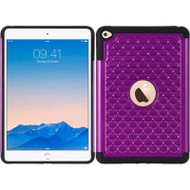 *Sale* TotalDefense Diamond Hybrid Case for iPad Mini 4 - Purple