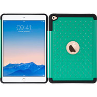 TotalDefense Diamond Hybrid Case for iPad Mini 4 - Green