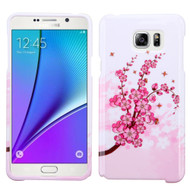 Snap-On Protective Image Case for Samsung Galaxy Note 5 - Spring Flowers