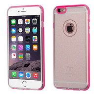 BumperShield Protective Case for iPhone 6 Plus / 6S Plus - Glitter Hot Pink
