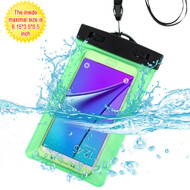 Stay Dry Waterproof Case with Armband - Green
