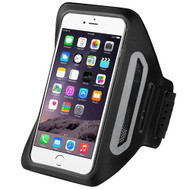 Multi-Functional Sport Neoprene Armband - Black