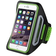 Multi-Functional Sport Neoprene Armband - Green